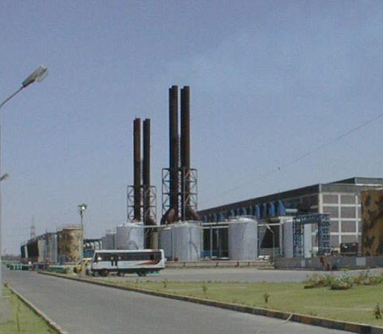 Visit to Kohinoor Mills Power Plant