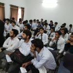 Visit to Central College Ichhra, Lahore