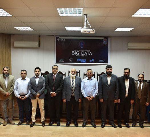 IEEE National BigData Workshop Held at PU