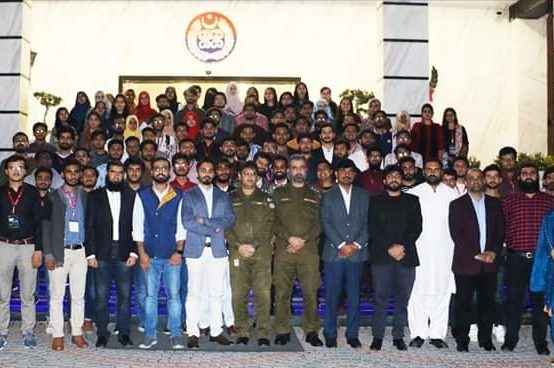 Visit to Punjab Safe Cities Authority PPIC3