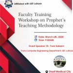 Faculty Training Workshop