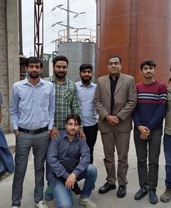 Visit to Power House of Monnoo Textiles Group
