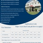 Admission Open 2020-2024