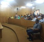 Summer Internship and Final Years Projects : By Guest Speaker Dr Zaighum Mushtaq, IT Director WAPDA