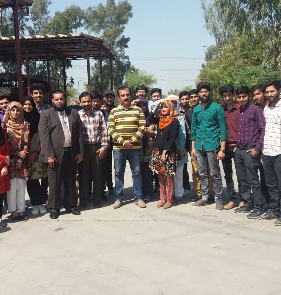 Chemical Student's Visit to DADEX ETERNIT
