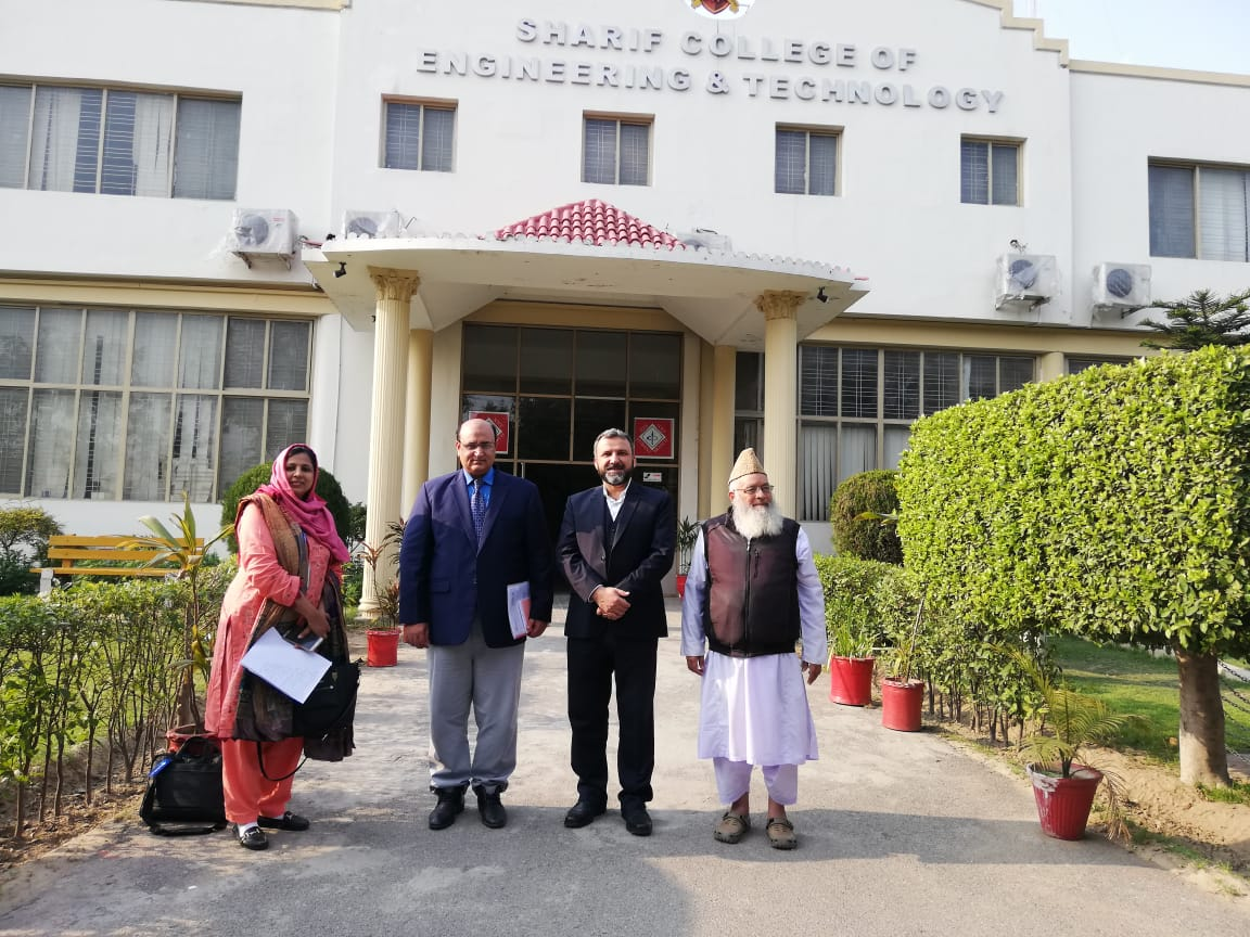 NCEAC Team Visit Successfully Completed
